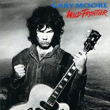GARY MOORE - WILD FRONTIER, 2017 EU 180G vinyl LP, NEW - SEALED!