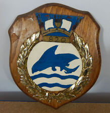 Navy 1945-Present Collectable WWII Military Plaques
