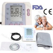Monitor LCD digitale per la pressione del sangue, NIBP adulti, CE FDA
