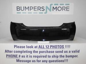 OEM 2010-2015 Toyota Prius/Prius Plug In Base/Two/Three/Four/Five Rear Bumper
