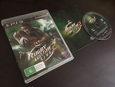 RUGBY LEAGUE LIVE 2 PS3 PLAYSTATION 3
