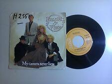 "Bucks Fizz / My Camera Never Lies–Disco Vinile 45 Giri 7"" Stampa Germania 1982"
