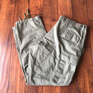 Propper Tactical Cargo Mens Pants L 36-38/29.5-32.5, sm rip lower leg (photo)