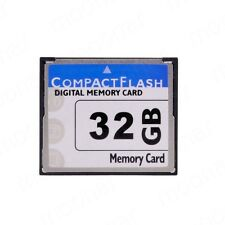 High Quality 32GB 32G Sorage Compact Flash CF Memory Card CF Card For Camera New