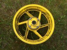 HONDA CBR900 REAR WHEEL FIREBLADE BACK WHEEL CBR900 RRR RRS 1992 95 BACK WHEELS