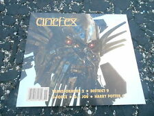 CINEFEX #119 vintage movie magazine (UNREAD - NO LABEL ) TRANSFORMERS 2