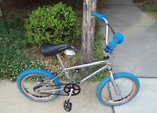 "OLD MID SCHOOL BMX MONGOOSE MIGHTY GOOSE 16"" PIT BIKE VTG CHILDRENS BICYCLE"