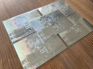 Lot of (5) 1991 Upper Deck Alvin Robertson Hologram RAW Cards Pack Fresh #AW2