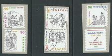 1999 SVIZZERA USATO RODOLPHE TOPFFER - CZ-2