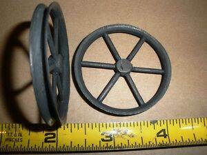 Line shaft  Steam Engine Pulley for Fleischmann, Wilesco, Manond, Weeden. Jensen