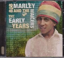BOB MARLEY AND THE WAILERS - THE EARLY YEARS - CD - NEW