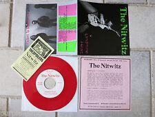 "NITWITZ - Landmine Heart  7"" Vinyl Single"