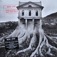 Bon Jovi - This House Is Not For Sale - Gatefold Vinyl LP *NEW & SEALED*