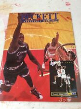 Beckett Basketball Magazine Monthly Price Guide March 1993 Shaquille O'Neal