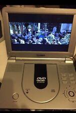 "DVD Portatile Technika 10"" modello: PD10AW08"