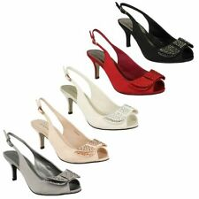 Anne Michelle Slingback Slim Heels for Women