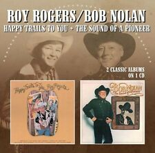 Roy Rogers - Happy Trails to You/The Sound of a Pioneer [New CD] UK - Import