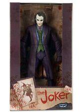Neca DC Comics The Joker Heath Ledger Batman Dark Knight Action PVC Figure IB