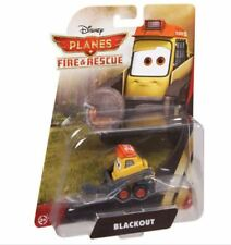 Firefighter Blackout Disney Planes Black Out Mattel Fire Fighter Rescue New
