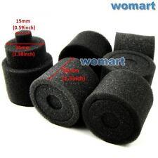 6 RC 1/8 Maßstab Nitro Motor Carbon Luftfilter Schwamm Schaum Dust Filter Sponge