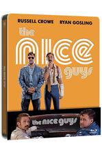 The Nice Guys .Blu-ray Steelbook 1/4 Quarter Slip Edition
