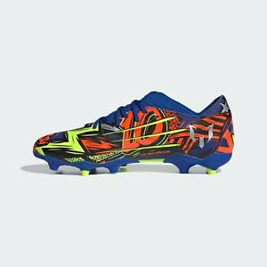 Adidas Nemeziz Messi 19.3 Fg Men's Sizes Barcelona Barca Soccer Cleats Authentic