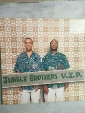 Jungle Brothers - VIP. Double Vinyl LP 1999