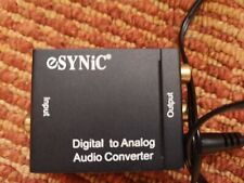 eSYNIC 24 BIT DAC......EXCELLENT CONDITION, BOXED