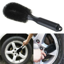 Car Motorcycle Wheels Tire Rim Scrub Brush Washing Cleaning Cleaner Tool A+
