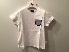 Il Gufo Boys T Shirt Age 3 (grey Pocket Detail)