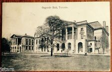 c. 1906 TORONTO, ON, OSGOODE HALL LAW COURTS PRIVATE POSTCARD