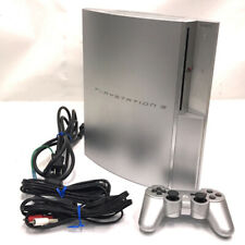 PLAYSTATION 3 (80GB) PS3 sony Satin silver CECHL00 japan Video Game Console JP