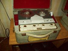 More details for fidelity reel to reel tape recorder 2 track