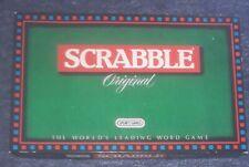 ⭐️Scrabble Original Leading Word Board Game  -  Spear's Games 1988 edition VGC⭐️