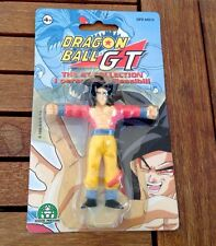 Vintage 90s#AB TOYS DRAGON BALL GT Flexible mini figure stretch#SS-GOKU 4