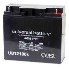 New Upg Ub12180 12V 18Ah Sla Battery for Die Hard 1150 Portable Jump Starter