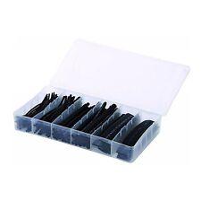 Schrumpfschlauch Box Schwarz Set 100 Teile Sortiment  4363
