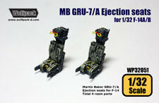 Wolfpack WP32051, Martin Baker GRU-7/A Ejection seat (for 1/32 F-14A, SCALE 1/32