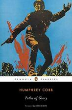 Paths of Glory (Penguin Classics) by Cobb, Humphrey (Paperback)
