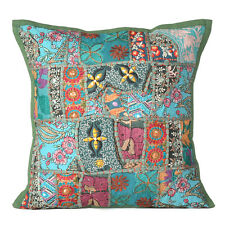 Cover Pillow Case Cushion Sofa Home Decor 16 Square Solid Color Fashion cover