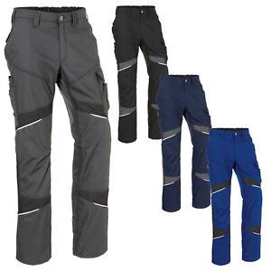 Kübler Bundhose Arbeitshose Schutzhose ACTIVIQ High dunkelblau//anthrazit Gr.56
