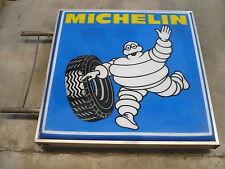 Michelin luminous sign illuminé signe ans 70 Neuf dans la boîte. Cartel luminoso