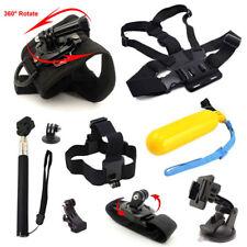Straps Accessories Kit for Gopro hero 7 6 5 SJCAM SJ4000 EKEN H9 Action Camera
