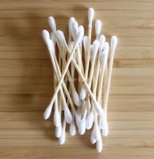 Cotton Ear Buds - Bamboo & Cotton - 100% biodegradable- Plastic Free