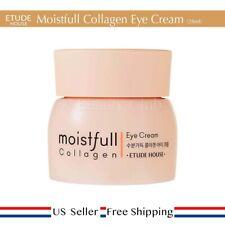 Etude House Moistfull Collagen Eye Cream 28ml Rejuvenate + Free Sample US Seller