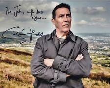 CIARAN HINDS Autographed Signed Photograph - To John