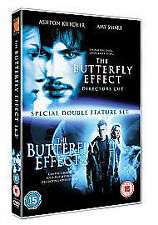 The Butterfly Effect / The Butterfly Effect 2 DVD Double Feature Ashton Kutcher