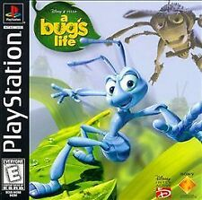A Bug's Life - Playstation Game