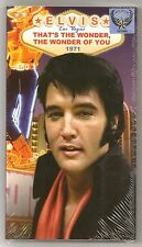 "ELVIS PRESLEY 4 CD SET ""THAT'S THE WONDER, THE WONDER OF YOU"" 2015 VEGAS 1971"
