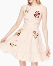 NWT - $438 Kate Spade Embroidered Dress - Size 10